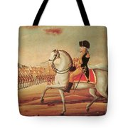 Whiskey Rebellion, 1794 Tote Bag by Photo Researchers