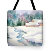 Whispering Pines Tote Bag