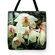 Whispers In The Greenhouse Tote Bag