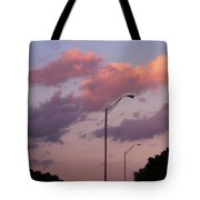 Whispers Of Sunset Tote Bag