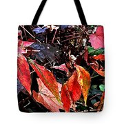 Whispers Of Winter Tote Bag