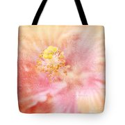 Whispers To My Heart Tote Bag