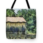 White Bear Farm Tote Bag