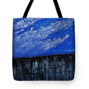 White Clouds  Tote Bag