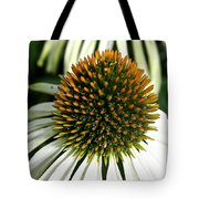 White Cones Tote Bag