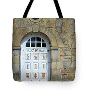 White Door Provence France Tote Bag