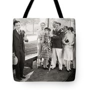 White Flannels, 1927 Tote Bag