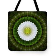 White Flower 2 Tote Bag