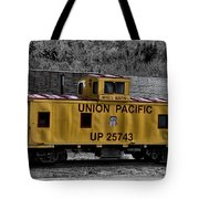 White Haven - Union Pacific Tote Bag