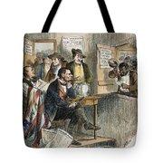 White League, 1874 Tote Bag