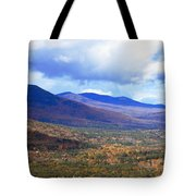 White Mountains Vista Tote Bag