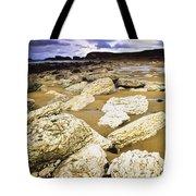 White Park Bay, County Antrim, Ireland Tote Bag