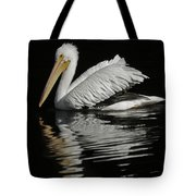 White Pelican De Tote Bag