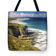 White Rocks, Portrush, Co Antrim Tote Bag