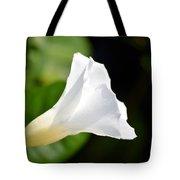 White Shadows Tote Bag