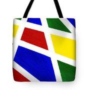 White Stripes 2 Tote Bag
