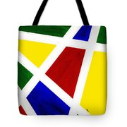White Stripes 3 Tote Bag