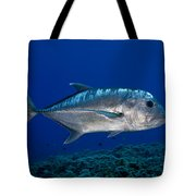White Ulua Tote Bag