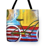 White Wall Tires Tote Bag