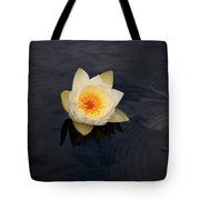 White Water-lily 2 Tote Bag