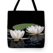 White Water-lily 8 Tote Bag