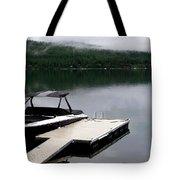 Whitefish Morning Tote Bag