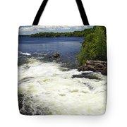 White's Falls Tote Bag