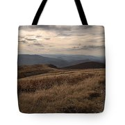 Whitetop Mountain Virginia Tote Bag