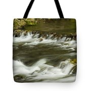 Whitewater River Rapids 3 Tote Bag