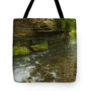 Whitewater River Spring 6 Tote Bag