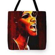 Whitneys Tears Tote Bag