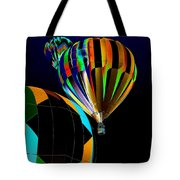 Who Has The The Right Of Way Tote Bag