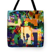 Who Is For Me I Am For Me Tote Bag