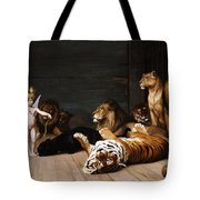 Whoever You Are Here Is Your Master Tote Bag by Jean Leon Gerome