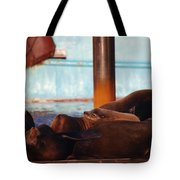 Whos Your Seal Tote Bag