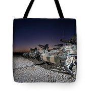 Wiesel 1 Atm Tow Anti-tank Vehicles Tote Bag