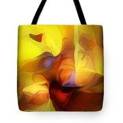 Wild About Saffron Tote Bag