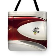Wild Cherry Tote Bag