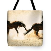 Wild Dust Tote Bag
