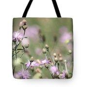 Wild Flowers - Just Wild Tote Bag