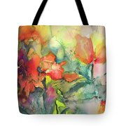 Wild Flowers 05 Tote Bag