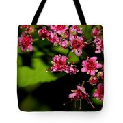 Wild Flowers Open Tote Bag