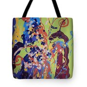 Wild Flowers104 Tote Bag