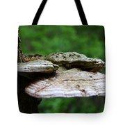 Wild Fungi Tote Bag