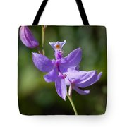 Wild Lavender Orchid Tote Bag