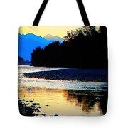 Wild Mountain Nature Tote Bag
