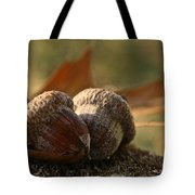 Wild Nuts Tote Bag