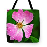 Wild Purple Tote Bag