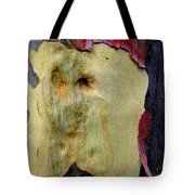 Wild Red Berry Bark Tote Bag