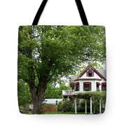 Wild Rose Inn Woodstock Tote Bag
